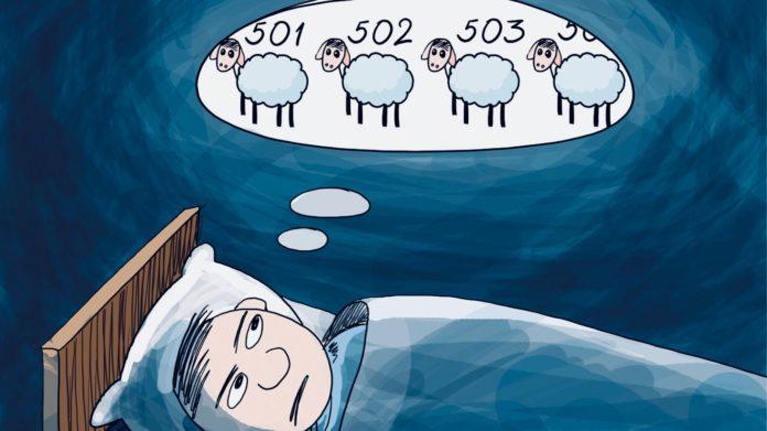 اگر دچار بی خوابی هستید حتما این 4 راهکار را انجام دهید !