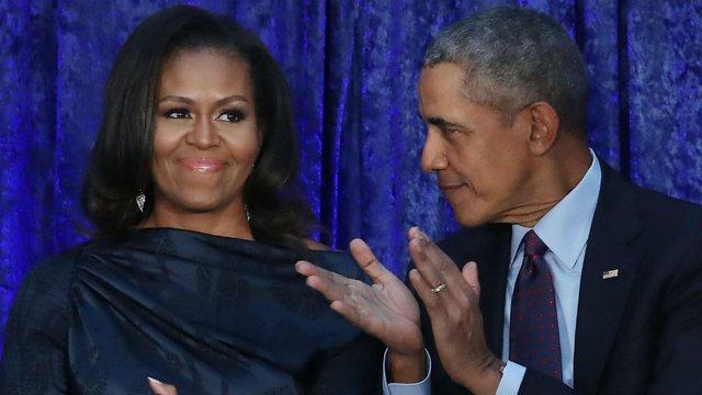 ازدواج میشل اوباما