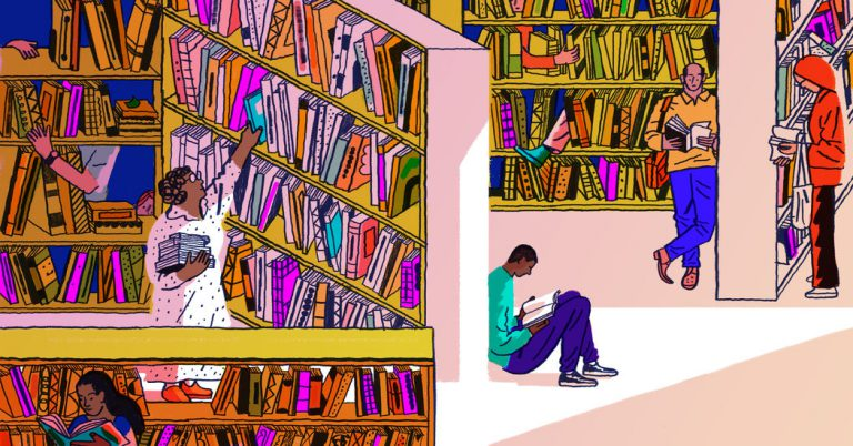 چگونه کتاب بخوانیم ؟ (تجربه من بعد از خواندن 300 کتاب در 3 سال قبل)