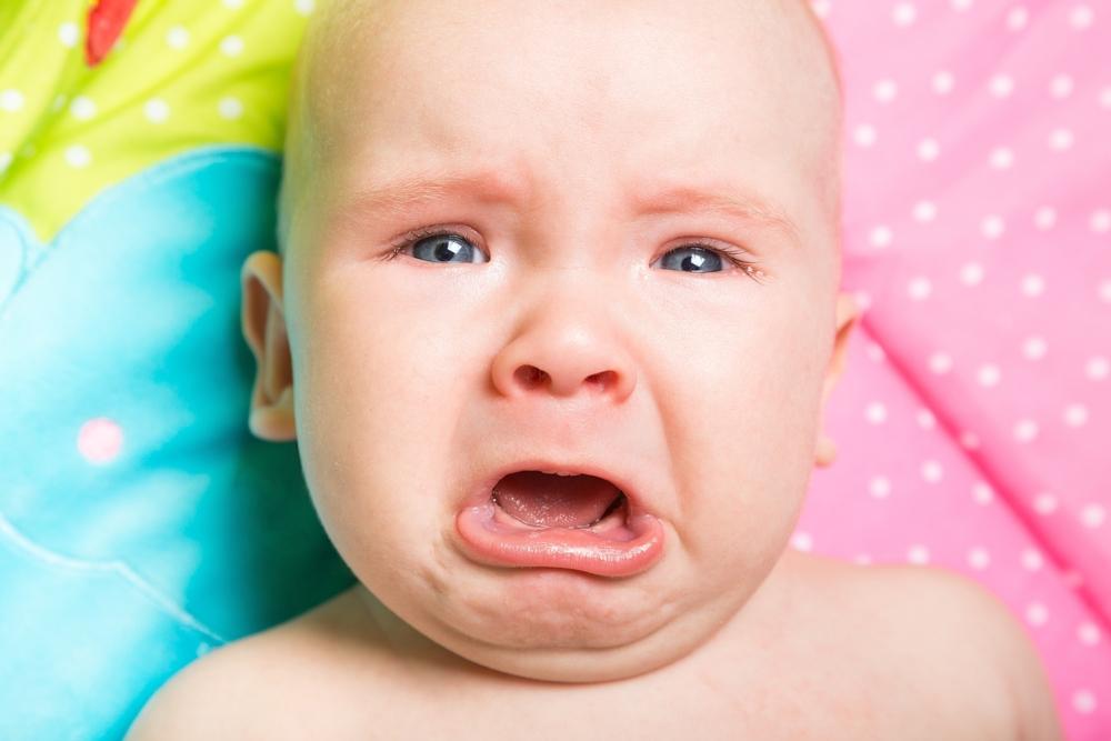 والدین خوب و گریه کودک