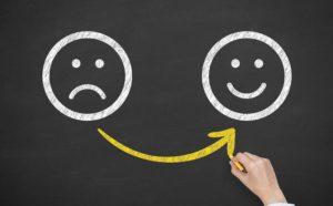 خوشحال بودن با مثبت اندیشی