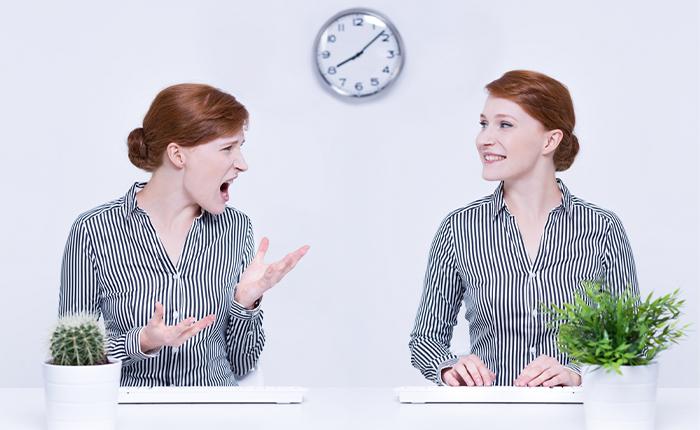تجدید ساختار شناختی راهی برای کنترل عصبانیت