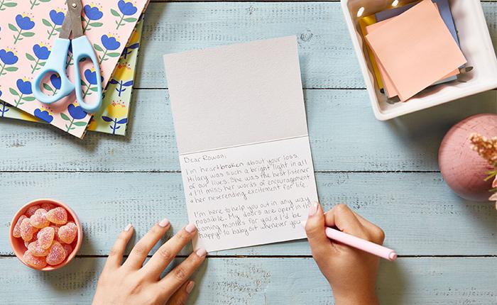 خلاصه کتاب بنویس تا اتفاق بیفتد در قالب جملات زیبا