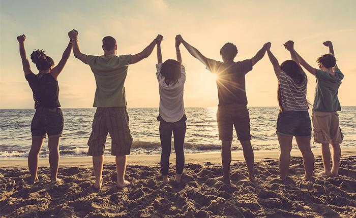 حفظ مطالب با ارتباط با دوستان