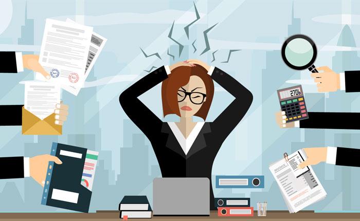 تکنیکهای مدیریت استرس