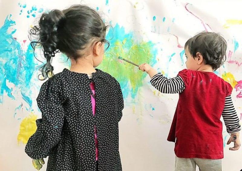 تقویت مهارت تجسمی و تقویت حافظه کودکان