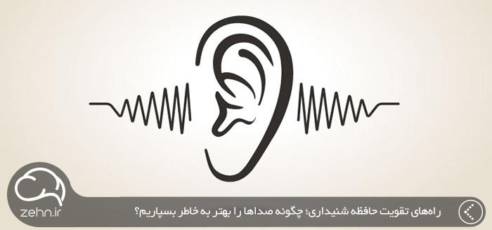 تقویت حافظه شنیداری ؛ چگونه صداها را بهتر به خاطر بسپاریم؟