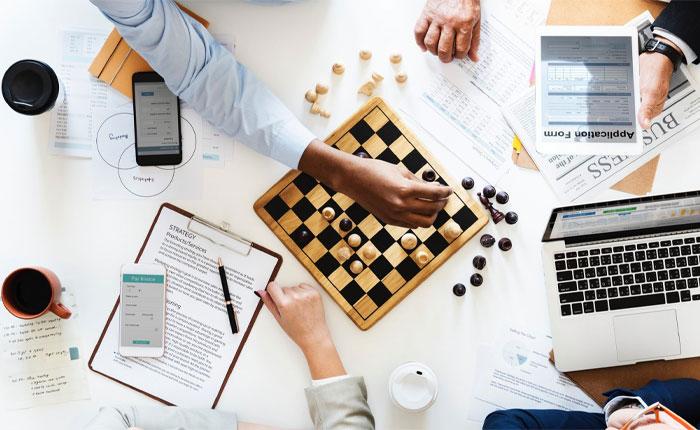 مدل برنامه ریزی استراتژیک
