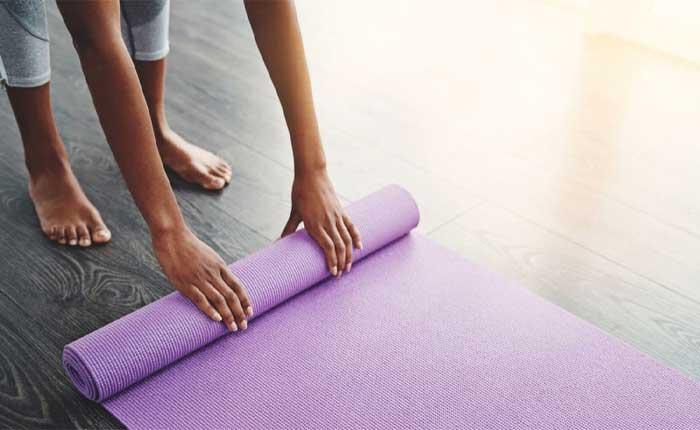 وسائل و ابزارهای لازم برای یوگا