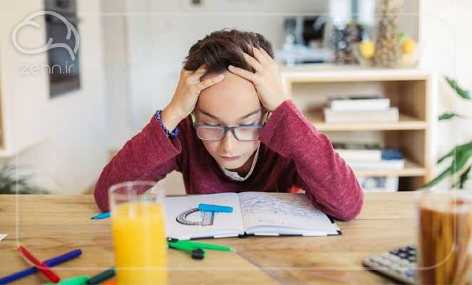 ترس از شکست در دانش آموزان