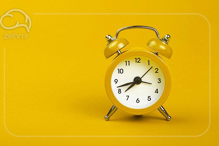مدیریت زمان اهمیت
