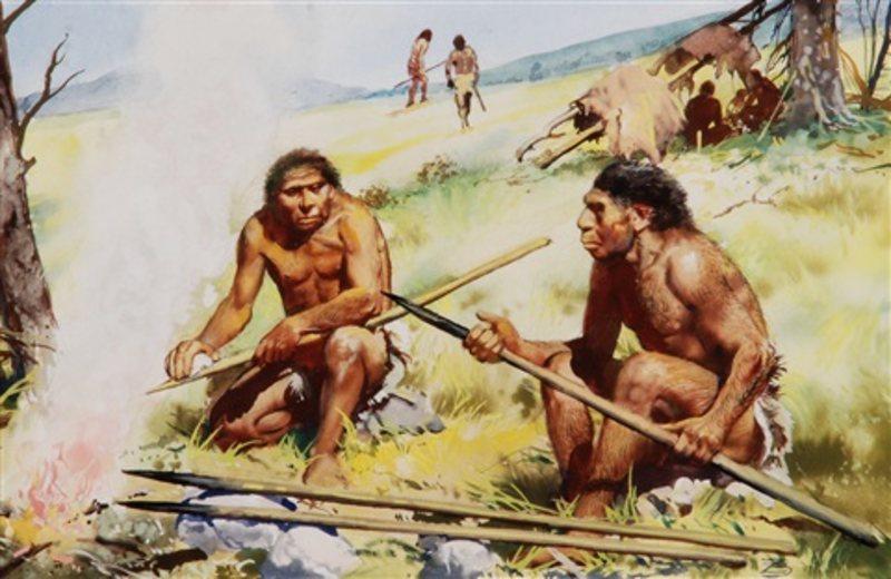 تفکر همه یا هیچ پیشینه پیش از تاریخ دارد.