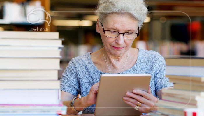 تقویت حافظه معرفی کتاب