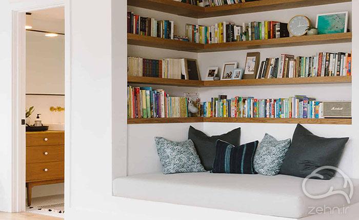 مکان کتاب خواندن