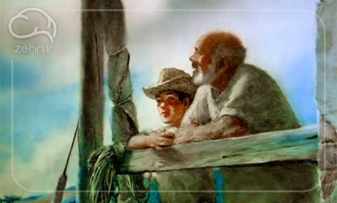 درباره کتاب پیرمرد و دریا
