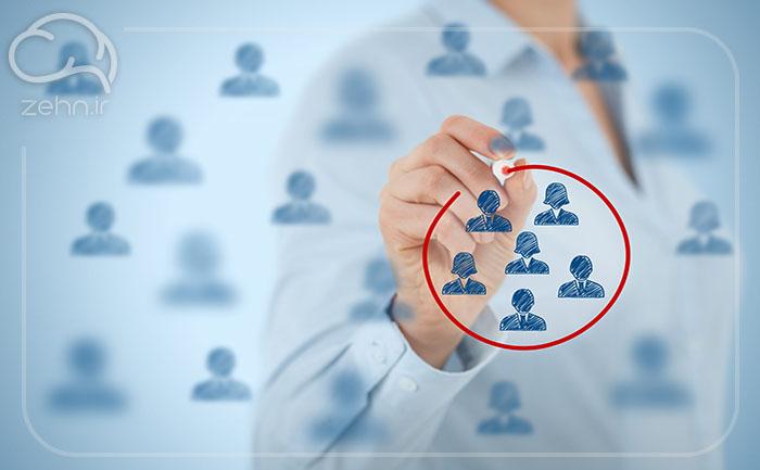 تقسیم بندی مشتریان در بوم مدل کسب و کار