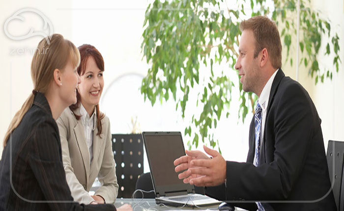 ارتباط با مشتری در بوم مدل کسب وکار