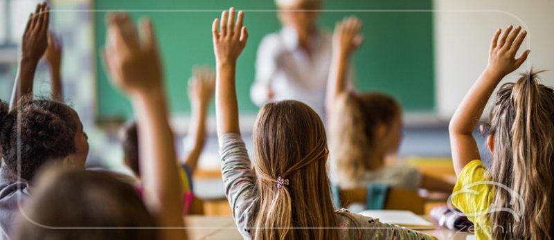 با وجود یک معلم چگونه یاد میگیریم ؟
