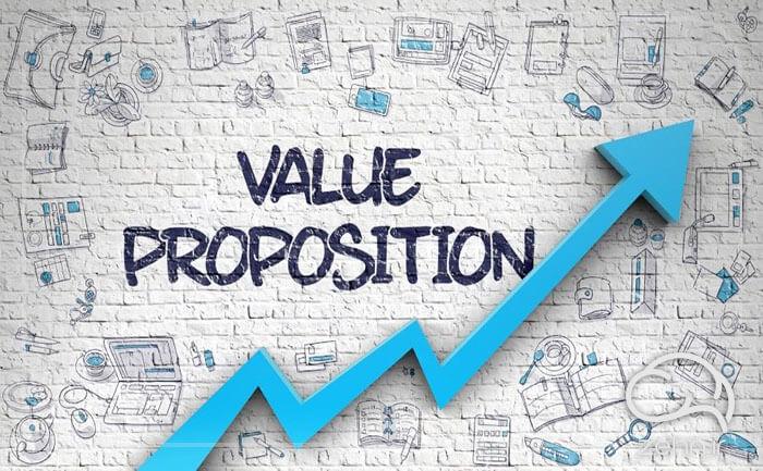 ارزش پیشنهادی در بوم مدل کسب و کار