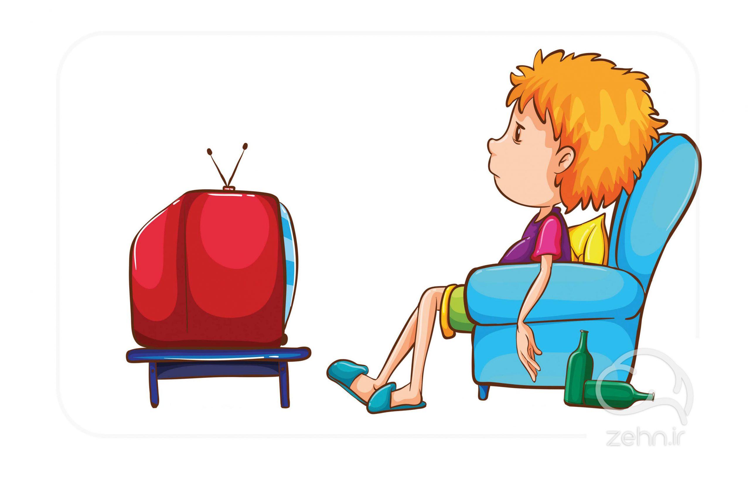 راهکار غلبه بر تنبلی در کودکان