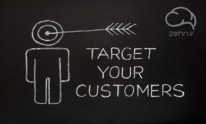 مشتری هدف در خلاصه کتاب گاو بنفش