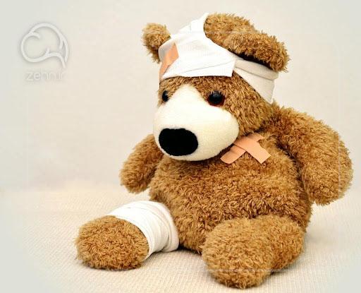 خرس غمگین برای انتخاب درمانگر مناسب خودش ابتدا باید هدف درمان رو بدونه!